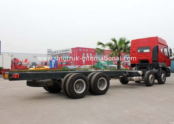 China Large Cargo Truck 31Tons 12 Wheels LHD Euro2 336HP for Logistics Industry factory