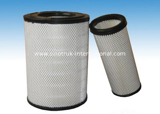 China International Truck Parts Accessories High Performance Air Filters For Trucks factory