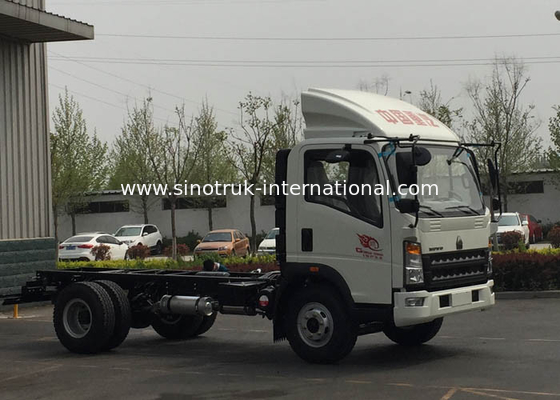 China Construction Business Light Duty Commercial Trucks Hydraulically Operating factory