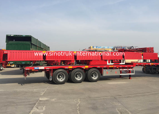 China CIMC Semi Trailer Truck SIONOTRUK With High Loading Capacity factory