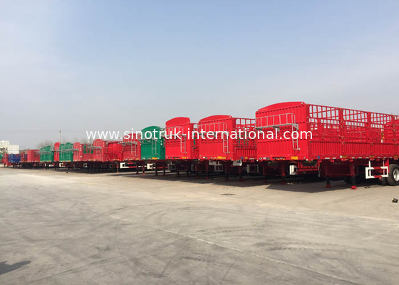 China LED Lamp Semi Trailer Truck Semi Truck Tractor Normal Suspension factory