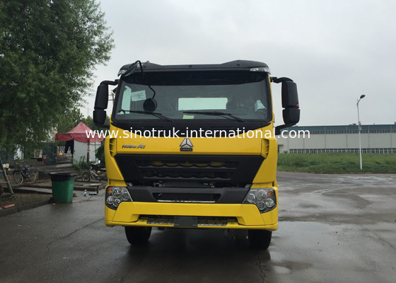 China Dump Truck SINOTRUK HOWO A7 371HP LHD 6X4 25 - 40 tons For Construction Industry factory
