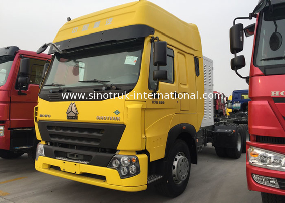 China 10 Wheels SINOTRUK HOWO Tractor Truck 6X4 371 HP ZZ4257S3241V Tractors And Trucks factory