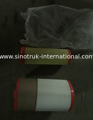 High Performance Truck Spare Parts Air Filters Standard Size OEM Service