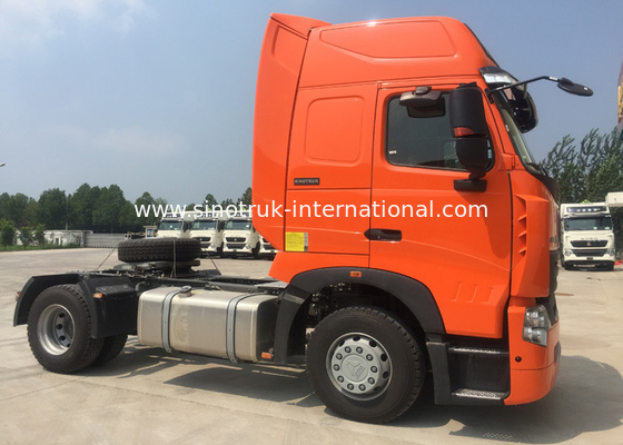 SINOTRUK HOWO A7 Tractor Truck For Towing All Kinds Semi Trailer