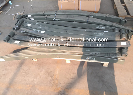 China Automobile Heavy Truck Spare Parts Leaf Springs For Semi Trailer Accessories factory
