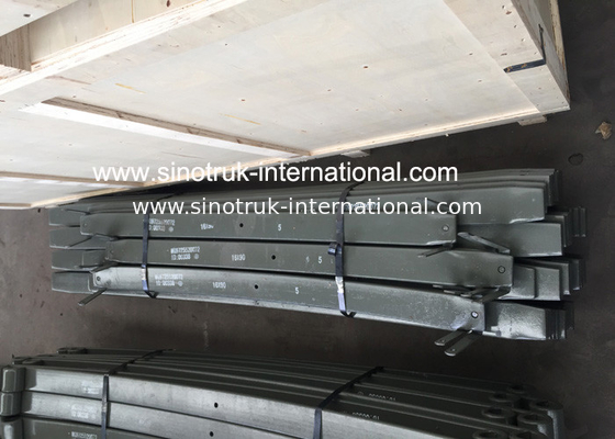 China CE Semi Trailer Parts / Truck Spare Parts Truck Leaf Spring Euro2 Emission Standard factory