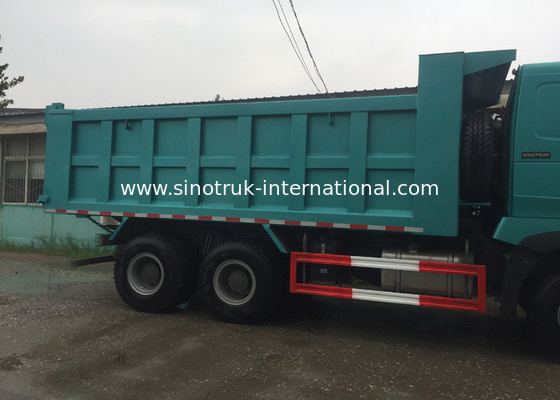 30-40 Tons RHD 10 Wheels Tipper Dump Truck SINOTRUK HOWO A7 For Construction