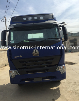 China 336HP LHD 6X4 60-70 Tons Tractor Trailer Truck Euro 2 Emission Standard factory