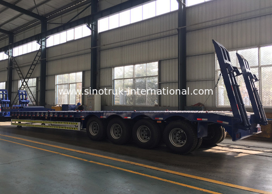Special Transport Semi Trailer Truck 80 Ton 70 Ton 60 Ton 50 Ton Long Life
