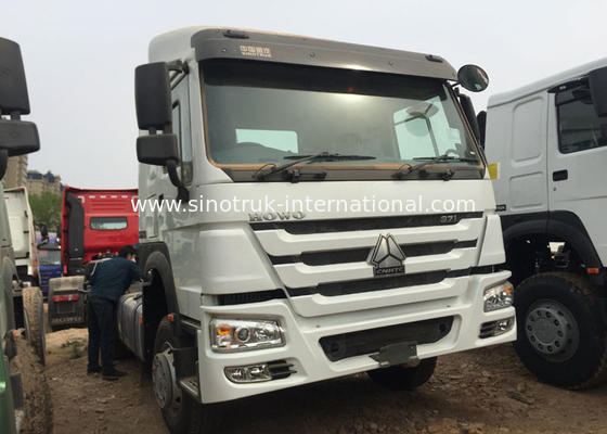 70t 200L Tractor Truck  ZF8098 Hydraulic Steering