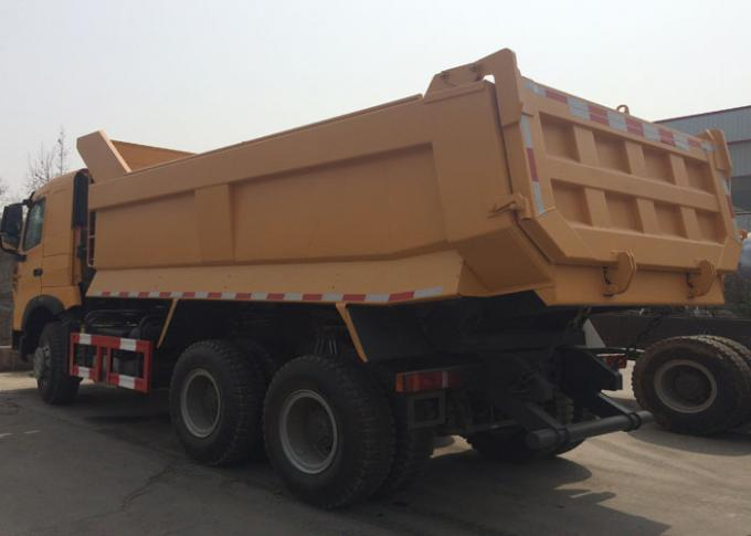 Tipper Dump Truck SINOTRUK HOWO A7 371HP 10 wheels 25tons for Mining industry