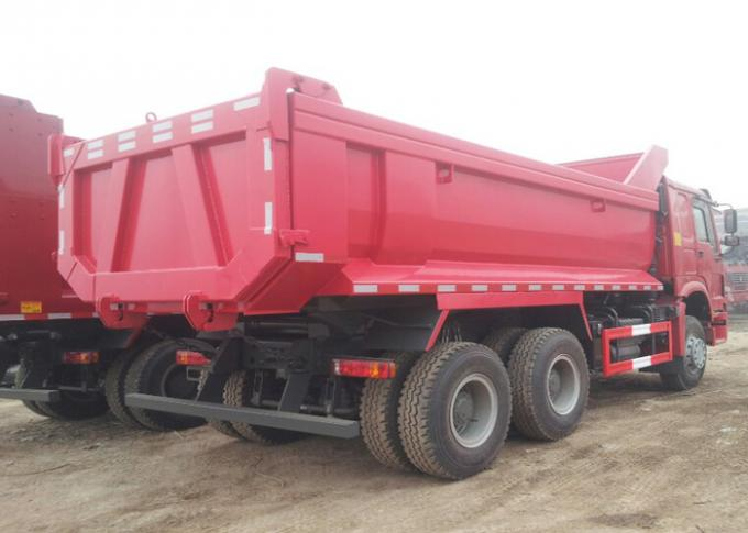 25-40 T Tipper Dump Truck 371HP 6X4 10 Wheels