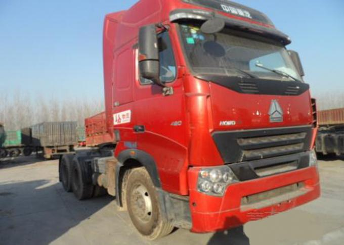 International Tractor Truck With 12R22.5 Tubeless Tyre / 12.00R24 Radial Tire