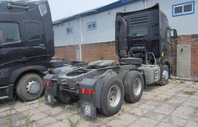 High Efficiency Heavy Duty Tractors And Dump Trucks For Towing Semi Trailer