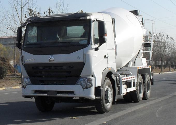 SINOTRUK HOWO 8x4 12CBM Concrete Mixer Tanker Truck -SINOTRUK