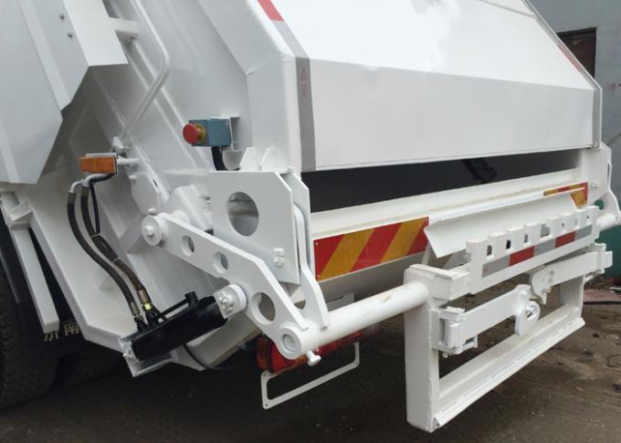 SINOTRUK Compressed Garbage Collection Truck 10-12CBM LHD 4X2 ZZ3161M4311