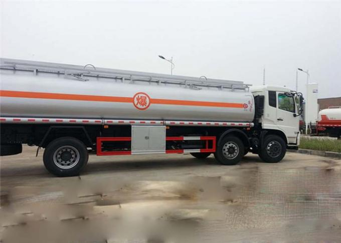 Large Capacity 15-20 CBM Gas Tank Truck Edible Oil Transport Vehicle