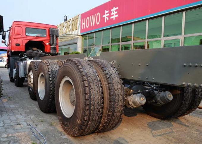 Professional Cargo Commercial Vehicles With Four Independent Braking System