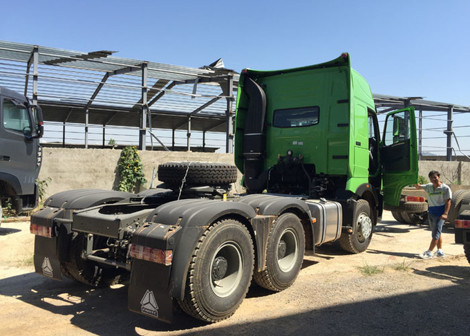 International Truck Tractor T7H MAN Engine 440 HP Prime Mover LHD 6X4 Euro 4